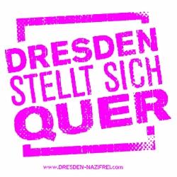 Von Dortmund nach Dresden und zurück. Nazis blockieren! Dresden bleibt nazifrei!